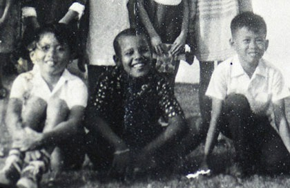 Tìm thấy ảnh thời thơ ấu của Obama ở Indonesia - 1
