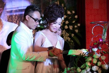 Ca sĩ Tô Minh Thắng cưới chị họ của Vũ Thu Phương - 8