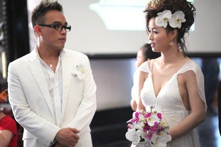 Ca sĩ Tô Minh Thắng cưới chị họ của Vũ Thu Phương - 1