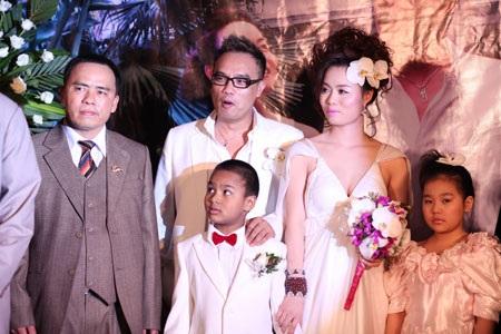 Ca sĩ Tô Minh Thắng cưới chị họ của Vũ Thu Phương - 5