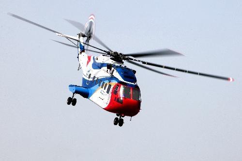 Trung Quốc trình làng máy bay trực thăng tự chế đầu tiên - 3