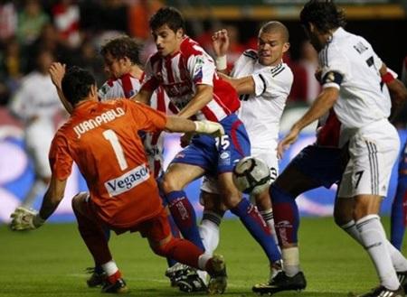 Real Madrid - Gijon: Khi chiến thắng là lẽ sống - 1