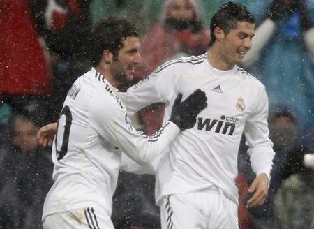Real Madrid - Gijon: Khi chiến thắng là lẽ sống - 2