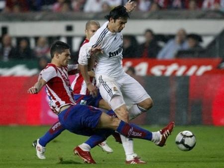 Real Madrid - Gijon: Khi chiến thắng là lẽ sống - 3