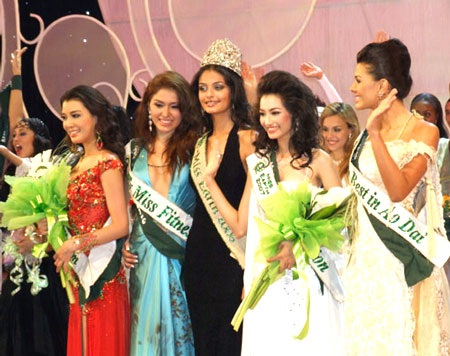 Khánh Hòa xin đăng cai cuộc thi Hoa hậu Trái đất 2010 - 3