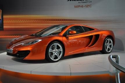 Siêu xe McLaren MP4-C12 chính thức ra mắt - 1