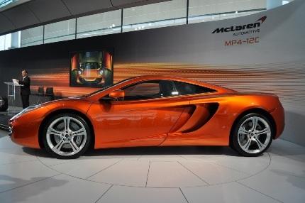 Siêu xe McLaren MP4-C12 chính thức ra mắt - 7