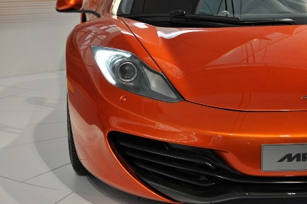 Siêu xe McLaren MP4-C12 chính thức ra mắt - 5