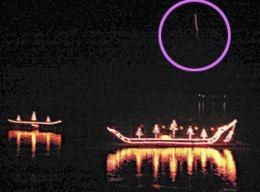 """""""Rồng phun bóng"""" - hiện tượng bí ẩn trên sông Mê Kông - 2"""