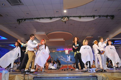 Lễ giỗ tổ ngành tóc Việt Nam và cuộc thi tìm kiếm tài năng trẻ tạo mẫu tóc lần thứ 4 năm 2010 - 3