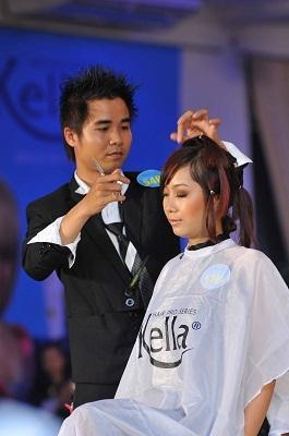 Lễ giỗ tổ ngành tóc Việt Nam và cuộc thi tìm kiếm tài năng trẻ tạo mẫu tóc lần thứ 4 năm 2010 - 4