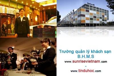 Gặp đại diện tuyển sinh và tìm hiểu thông tin học bổng Trường quản lý khách sạn B.H.M.S, Thụy Sỹ - 1