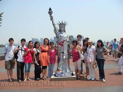 Tham gia du học hè năng động cùng Sunrise Việt Nam - 1