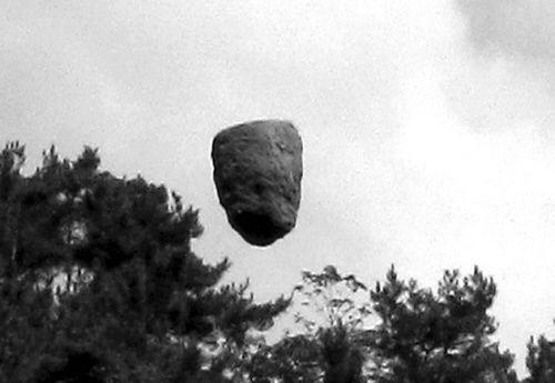 """Phát hiện """"tảng đá bay"""" tại Trung Quốc - 2"""