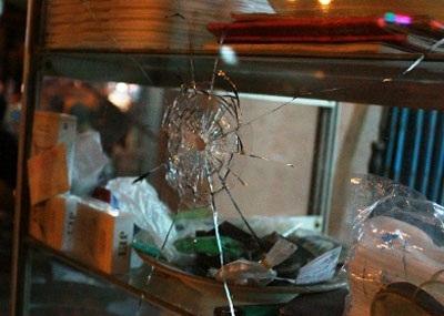 Hung thủ chính vụ xả súng giữa Sài Gòn đầu thú - 1