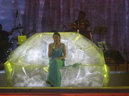 Duyên dáng Việt Nam lần thứ 22: Đưa biển vào sân khấu - 1