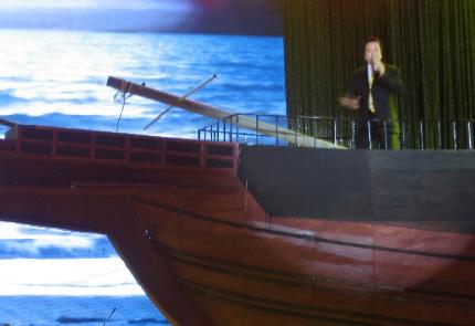 Duyên dáng Việt Nam lần thứ 22: Đưa biển vào sân khấu - 4