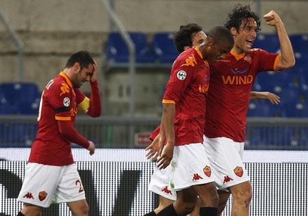 """AS Roma, Fiorentina đồng loạt """"nghiền nát"""" khách - 1"""