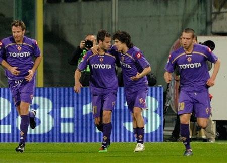 """AS Roma, Fiorentina đồng loạt """"nghiền nát"""" khách - 3"""
