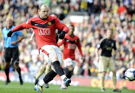 Ngược dòng hạ Liverpool, MU trở lại ngôi đầu - 3