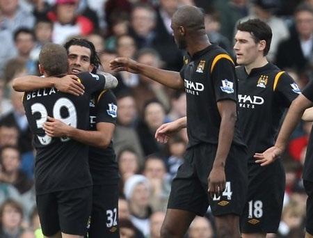 Hạ Fulham, Man City tiếp tục ấp ủ tham vọng vào Top 4 - 1