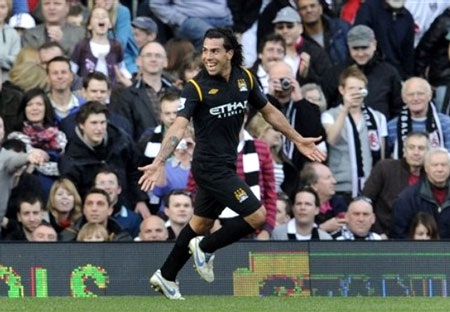 Hạ Fulham, Man City tiếp tục ấp ủ tham vọng vào Top 4 - 3