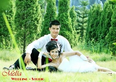 Ảnh viện áo cưới Melia - Đăng ký chụp ảnh cưới - Trúng thưởng đến 19.900.000đ - 2