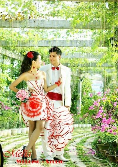 Ảnh viện áo cưới Melia - Đăng ký chụp ảnh cưới - Trúng thưởng đến 19.900.000đ - 3