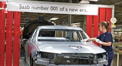 Saab sản xuất trở lại - 1