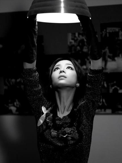 """Những hình ảnh thật """"phiêu"""" của Trương Tịnh Sơ - 7"""