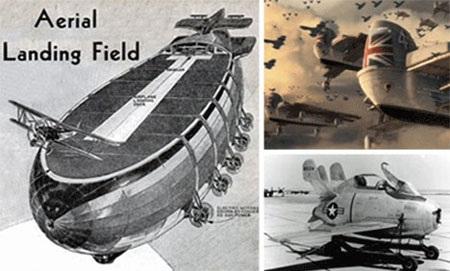 """9 phát minh vũ khí chiến tranh """"kỳ lạ"""" nhất - 1"""