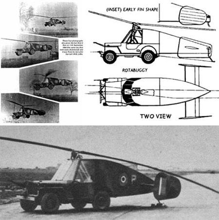 """9 phát minh vũ khí chiến tranh """"kỳ lạ"""" nhất - 9"""
