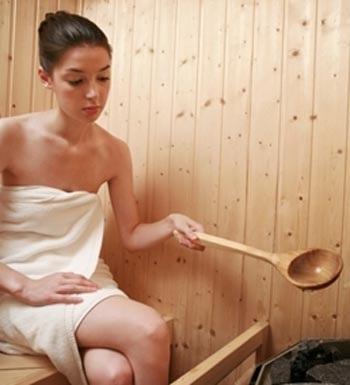 4 hiểu lầm khi tắm sauna - 1