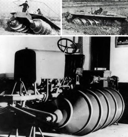 """9 phát minh vũ khí chiến tranh """"kỳ lạ"""" nhất - 5"""