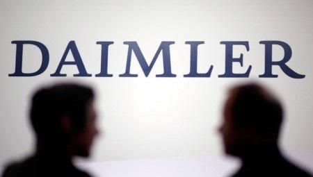 Daimler dính bê bối hối lộ - 1