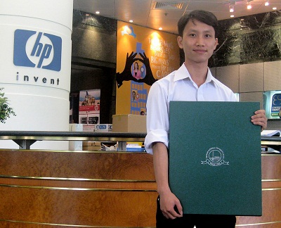 HP ươm mầm tài năng trẻ - 2