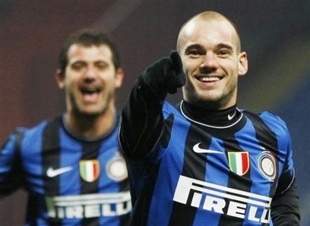Inter Milan - Livorno: Thắp lửa đợi Roma  - 1