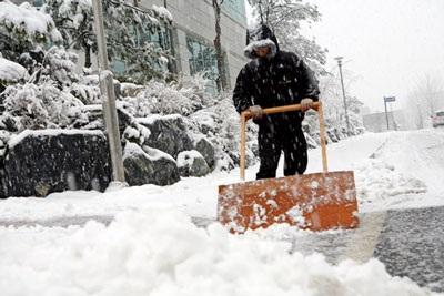 Lãng mạn tuyết xứ Hàn - 6