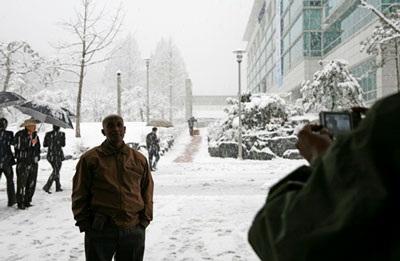 Lãng mạn tuyết xứ Hàn - 9