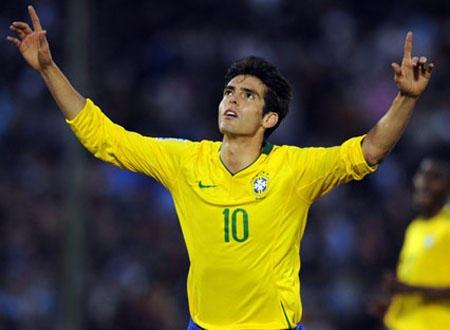 Kaka tin Brazil sẽ vô địch World Cup 2010 - 1
