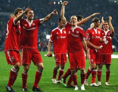 Robben rực sáng, Bayern hẹn Bremen ở Chung kết - 1
