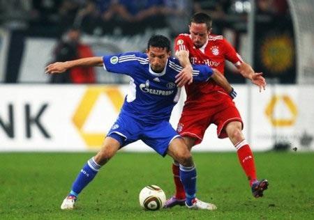 Robben rực sáng, Bayern hẹn Bremen ở Chung kết - 2