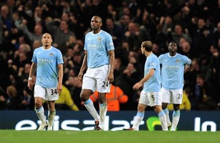 """Everton buộc Man City """"ngậm đắng"""" lần đầu tiên trên sân nhà - 1"""