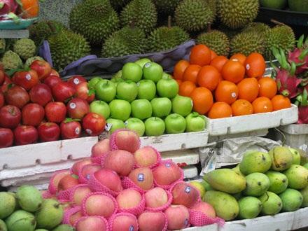 Hoa quả tồn dư nhiều chất bảo vệ thực vật vẫn được ưa chuộng - 4
