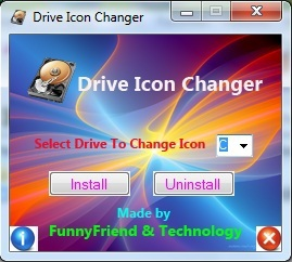Thay đổi biểu tượng các phân vùng ổ đĩa trên Windows - 1
