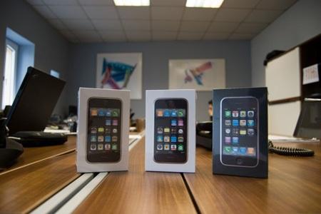 Sở hữu iPhone: Thuê bao bình dân vỡ mộng - 1