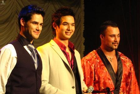 Mr.World 2010 xác định 3 gương mặt lọt vào chung kết  - 2