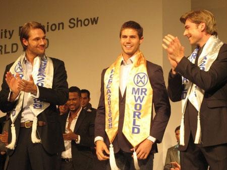 Mr.World 2010 xác định 3 gương mặt lọt vào chung kết  - 4