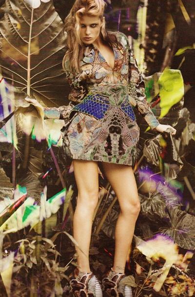 Isabeli Fontana: Người đẹp giữa rừng xanh - 4