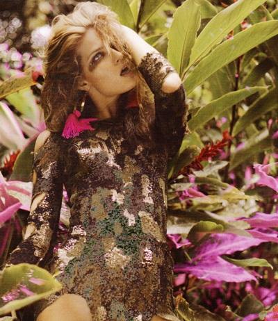 Isabeli Fontana: Người đẹp giữa rừng xanh - 5